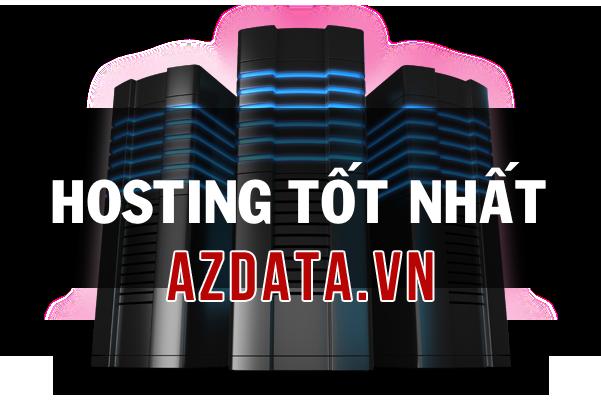 Hosting Azdata.vn